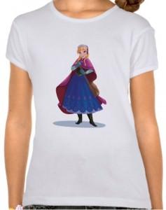 Frozen Anna T-Shirt