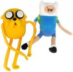 Adventure Time Jake And Finn Plush Set