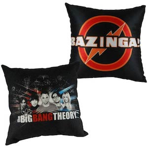 The Big Bang Theory Pillow