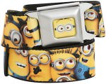 Despicable Me2 Minion Belt