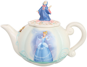 Cinderella Carriage Teapot