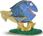 Finding Nemo figurine with Swarovski crystals