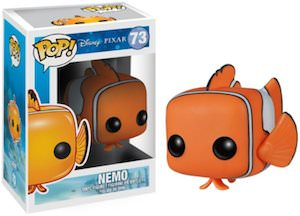Finding Nemo Pop VInyl figurines