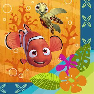 Finding Nemo Party Napkins