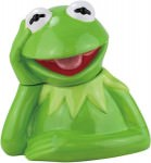 The Muppets cookie jar of Kermit the Frog