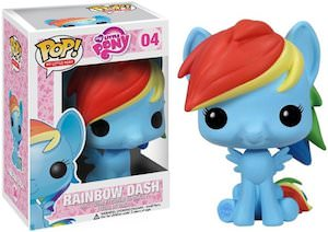 My Little Pony Rainbow Dash Pop! Vinyl Figurine