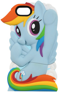 My Little Pony Rainbow Dash iPhone Case