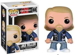 Sons Of Anarchy Jax Teller Vinyl Figurine
