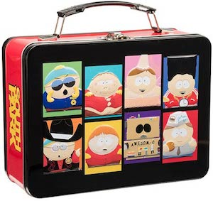 South Park Cartman Lunch Box