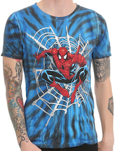 Spider-Man Web T-Shirt