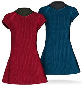 Star Trek Into Darkness Tunic Dress