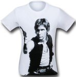 AMAZING Stars Wars Han Solo t-shirt