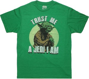 Star Wars Yoda t-shirt