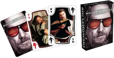 The Big Lebowski Playing Cards