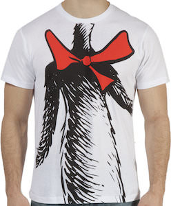 The Cat In The Hat Costume T-Shirt