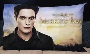 Twilight Edward Pillow Case