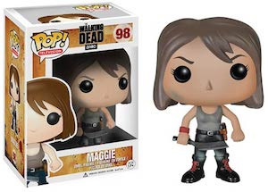 The Walking Dead Maggie Greene Figurine