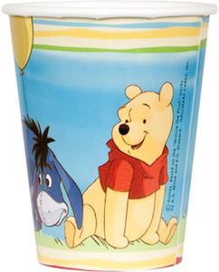 Winnie The Pooh Party Cups
