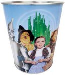 Wizard Of Oz Waste Basket