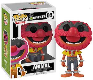 The Muppets Animal Figurine