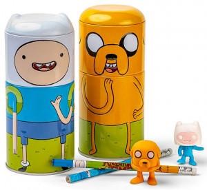 Adventure Time Creative Activity Tins