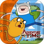 Adventure Time Party Paper Plates