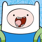 Adventure Time napkins