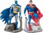 Batman And Superman Bookends