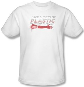 Dexter Plastic Prediction T-Shirt