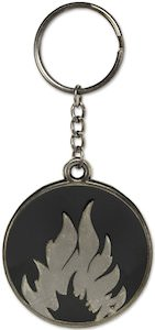 Divergent Dauntless Key Chain