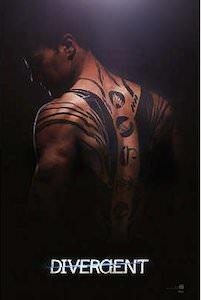 Divergent Four Movie Poster
