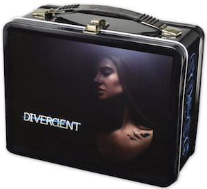 Divergent Lunch Box With Thermos