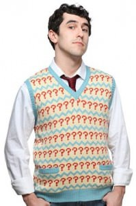 Doctor Who Seventh Doctor Vest