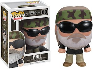 Duck Dynasty figurine of phil
