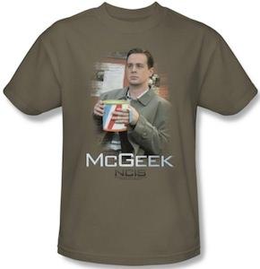 NCIS McGee T-Shirt