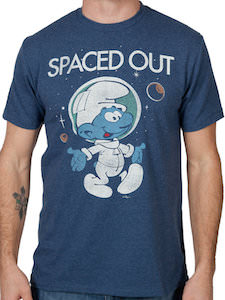 Smurf Spaced Out T-Shirt