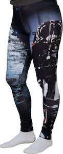Star Wars Vader Death Star Leggings