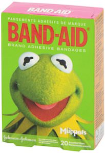 The Muppets Band Aid
