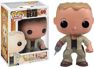The Walking Dead Merle Dixon Figurine