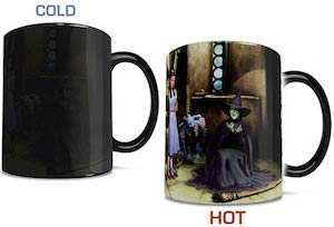 An amazing Wizard of Oz coffee mug