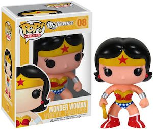 Pop Vinyl figurine of Wonder Woman
