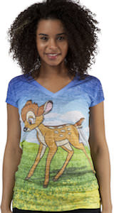 Bambi Women's T-Shirt