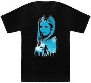 Buffy The vampire slayer Chosen One T-Shirt