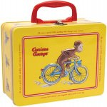 Curious George metal lunch box