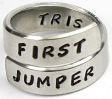 Divergent Tris First Jumper Ring