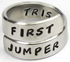 Divergent Tris First Jumper Ring