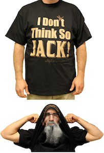 Duck Dynasty Uncle Si Flip Up T-Shirt