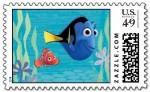 Finding Nemo Nemo And Dory Stamp