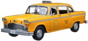 Friends Phoebe's Taxi Cab