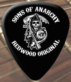 Sons Of Anarchy Guitar Picks